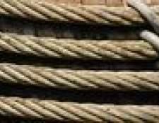 Como tecer corda