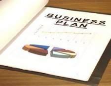 Como escrever um plano de negócios união de crédito