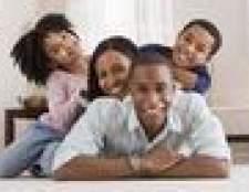 Como escrever uma relação de confiança da família