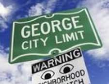 Como escrever uma carta de vigilância de bairro