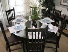 Idéias sobre lambris para uma sala de jantar