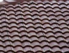 Montagem de telhado decra