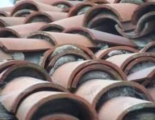 Instruções sobre como instalar telhas de barro