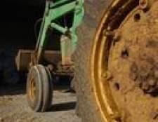 Especificações internacionais b414 tractores