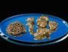 Lista dos minerais encontrados no estado de washington