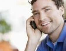 Lista de coisas para falar ao telefone
