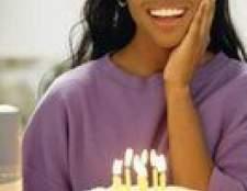 Lista de coisas que você precisa para uma festa de 18 anos