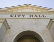 Atividades de ensino do governo local para a terceira série