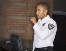 Certificação guarda de segurança maryland