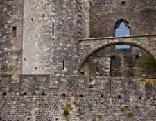 Ferramentas medievais usados para fazer castelos