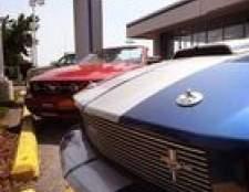 Mustang v6 vs. Mustang v8