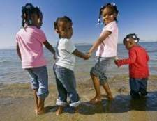 Atividades ao ar livre para bebés