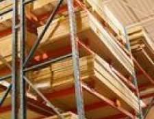 Plywood que se parece com tapume