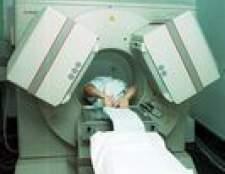 Preparação para uma ressonância magnética com contraste