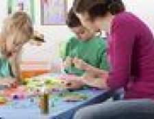 Objetivos de aprendizagem pré-escolar