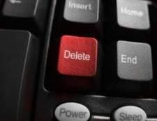 Como restaurar um blog excluído