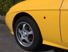 Removendo arranhões profundos na pintura do carro