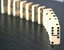 Regras de como jogar jogos de dominó usando dupla 15