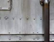 Parafusos compatíveis com alumínio