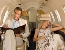 Tamanhos de assentos, por tipo de avião