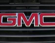 Especificações de peso em carga máxima de peso gmc