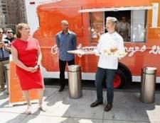 Começar um negócio de caminhão de alimentos