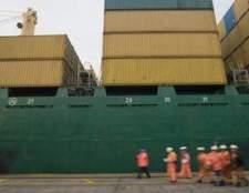 Especificações contentor de transporte de aço