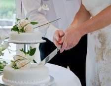 Passo-a-passo: como gelo bolos de casamento