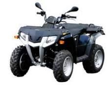 Suzuki 500 especificações vinson