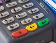 instruções de processamento tutorial de cartão de crédito Terminal