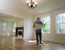 As dimensões médias de uma sala de estar