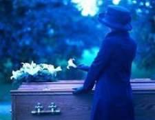 As melhores flores para um funeral