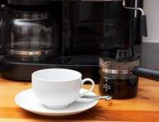 O melhor método para remoção de óleo de grãos de café de filtros