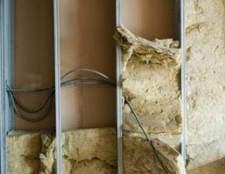 A melhor casa de materiais de isolamento r-rated para paredes exteriores