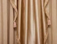 A maneira correta de pendurar cortinas