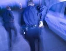 As diferenças de xerifes policiais e marshalls