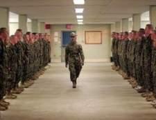 Os deveres de um usmc sargento e5
