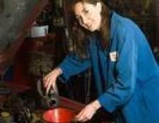 Os efeitos da temperatura sobre a viscosidade do óleo