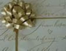 Presentes de casamento para os irmãos