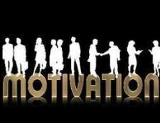 As teorias financeiras e não-financeiras de motivação