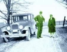 A história da ford na década de 1930