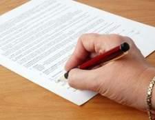 A lei sobre vontades e beneficiários