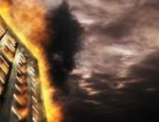 As causas mais comuns de incêndios de apartamentos
