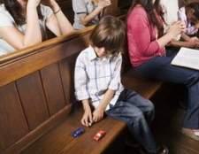 Quarta-feira as atividades da igreja noite para crianças