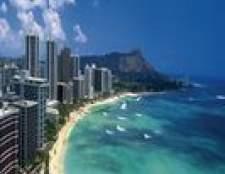 O que as companhias aéreas ir para o havaí