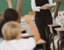 Quais são os objetivos de carreira na profissão docente?