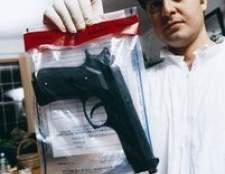 O que as classes que você precisa fazer para se tornar um investigador da cena do crime?