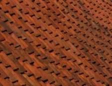 Que cores ir com um telhado de laranja e marrom?