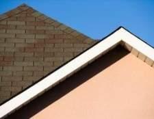 Qual é a fáscia do telhado?