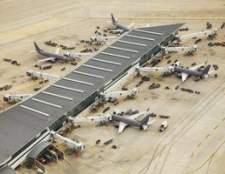 Que trabalhos envolvem o trabalho em uma pista do aeroporto?
